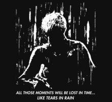 Blade Runner - Like Tears in Rain von Azrael