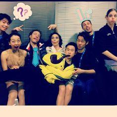 【必見】浅田真央、高橋大輔らのオフショットがinstagramに!