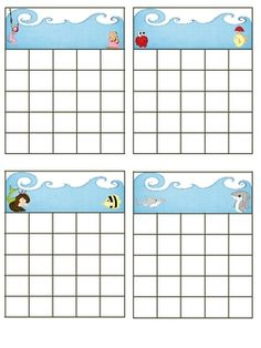 Behavior Chart  Pirate Sticker Chart Which Looks Like An Old