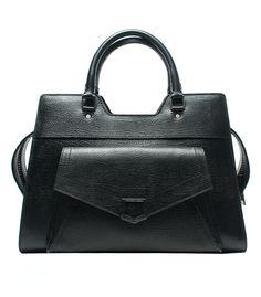 Shop the season's chicest statement pieces at #ShopBAZAAR - Proenza Schouler PS13 Small Vacchetta Bag