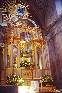 Templo de Santa Rosa de Viterbo, Santiago de Querétaro, Querétaro, México