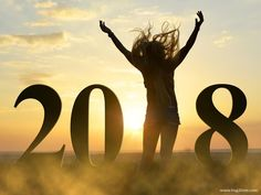 Unique 2018 Happy New Year Wallpaper