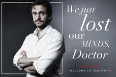 Dr. Flynn #FiftyShades