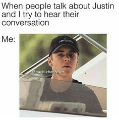 ME!!! Especially when they want to say bad comments about my love