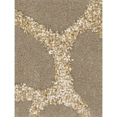 Chandra Rugs Liberty Brown Contemporary Rug - LIB14901576