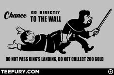 Game of Thrones Monopoly please