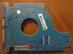 Seagate ST9160314AS 9HH13C-500 FW:0001SDM1 SU (100536284 J) 160gb Sata PCB - Effective Electronics #data recovery #hard drive repair #computer repair #hard drives #hard drive parts #seagate