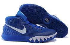 reputable site cd084 459b6 Discover the Nike Kyrie Irving 1 Royal Blue White Basketball Shoes Cheap  For Sale Online collection at Pumarihanna. Shop Nike Kyrie Irving 1 Royal  ...