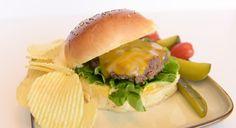Hamburger marinade