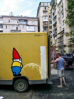 https://flic.kr/p/ubC2DC   Street art in Moscow, Russia, by ZukClub