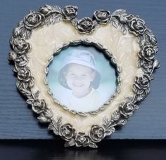 Valentines Heart Frame Victorian Gift for Anyone 2 1/4 X 2 1/4  #Unbranded #Romanticism