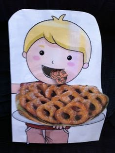 Pergler's Primary Place: Heavenly Father hears and answers my prayers Sharing Time (Prayer with Pretzels Sharing Time)