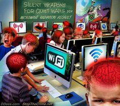 Duitsland waarschuwt burgers voor… #WiFi…!