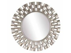 Shop for Stein World Links Round Wall Mirror, 75849, and other Accessories Mirrors at Stein World in Memphis, TN. Links round wall mirror with an antique silver finish and round beveled glass.