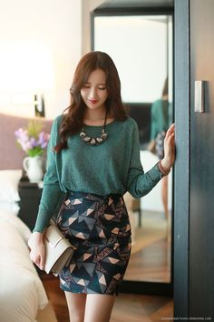 Learn About These Best korean fashion styles 9219 Office Outfits Women, Girls Summer Outfits, Cute Summer Dresses, Cute Girl Outfits, Cute Casual Outfits, Ulzzang Fashion, Asian Fashion, Suit Fashion, Fashion Outfits