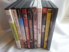 LOT OF 11 DVD'S-13 MOVIES-DISNEY, THRILLER, DRAMA, ACTION,CLASSICS-SOME NEW-ALL
