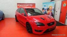 2007/07 FORD FOCUS ST-2 - RED - 49K MILES FSH - SAT NAV & MUCH MORE (NOW SOLD)