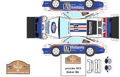 Porsche 911 dakar 84