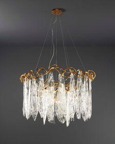 SERIP Organic Lighting - Niagara Collection transitional