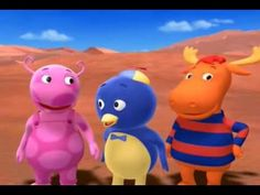 Backyardigans a aventura do chá,Dublado ,Episodio completo HD