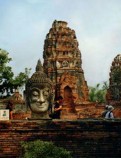 ✮ Ancient city of Ayutthaya, Thailand