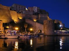 Calvi... Calvi Corsica, Travel Around Europe, Beaux Villages, I Want To Travel, The Good Place, France, Island, Mansions, World