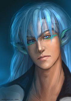 Abarai Renji by Marizano on DeviantArt Bleach Characters, Fictional Characters, Zelda Twilight Princess, King Of Kings, Magical Creatures, Mystic, Fairy Tales, Anime, Fan Art