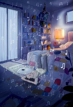 AM by PascalCampion on DeviantArt Anime Backgrounds Wallpapers, Cute Wallpapers, Aesthetic Art, Aesthetic Anime, Cocoppa Wallpaper, Pascal Campion, Wow Art, Anime Scenery, Pretty Art
