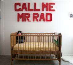 Call Me Mr. Rad