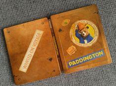 Paddington Steelbook Bear, Cover, Books, Nice Asses, Libros, Book, Bears, Book Illustrations, Libri