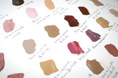 Complex Complexion: Tips for Painting Skin Tones in Acrylic Oil Painting Tips, Figure Painting, Watercolor Skin Tones, Art Articles, Paint Drying, Fashion Painting, Acrylic Colors, Art Drawings, Drawing Faces