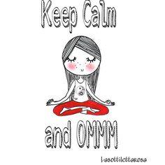 Un buon sabato a tutti ...e un consiglio da sottilettarosa e quello di meditare... Riacquistare  serenità e tranquillità.  Gli otto mezzi dello yoga sono: yama (autocontrollo), niyama (osservanze), asana (posizione), pranayama (controllo del respiro), pratyahara (astrazione), dharana (concentrazione), dhyana (meditazione), samadhi (contemplazione). (Patañjali) #lasottilettarosa #yoga #yogapants #meditation #meditazione #drawing #scrapbooking #scrambler #planner #plannerd #copic…