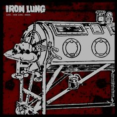 "At Dead Tank! Iron Lung ""Life. ...! Listen / order at http://deadtankrecords.com/products/iron-lung-life-iron-lung-death-lp?utm_campaign=social_autopilot&utm_source=pin&utm_medium=pin"