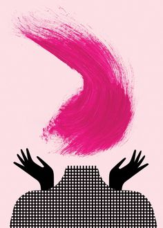 "Olimpia Zagnoli illustration for ""Liking Work Really Matters"" - NYTimes.com"