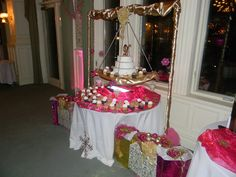 the areas only hanging cake display....wow!  Find out more by calling us today at 518.792.6092.  www.csgievents.com