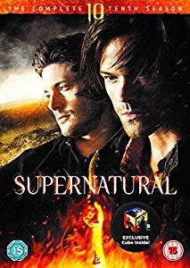 Supernatural - Season 10 [DVD] [2016]: Amazon.co.uk: Jared Padalecki, Jensen Ackles, Misha Collins, Mark A. Sheppard, Ruth Connell, Curtis Armstrong, Erica Carroll, Felicia Day, Kathryn Newton, David Hoflin: DVD & Blu-ray