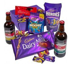 Cadbury Chocolate Survival Kit
