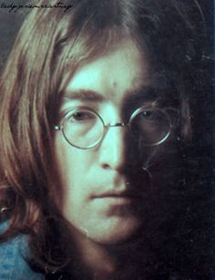 iconic image of John