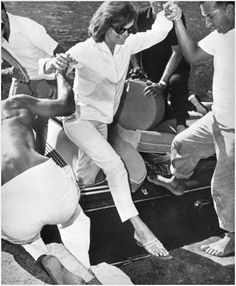 jackie kennedy jack rogers sandals - Google Search