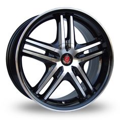 Picture of 17 Inch Axe Ex 5ive Alloy Wheels