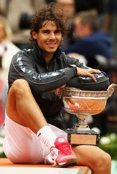 Rafael Nadal: fittest guy on the ATP
