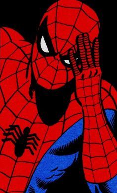 The Down on His Luck Spider-Man - John Romita Sr.