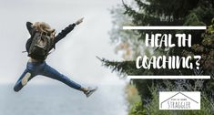 Most people know what a coach is, but have no idea what is a Health Coach. Find out everything there is to know about Health Coaching, and how a Health Coach might be able to help you @ www.stayathomestraggler.com