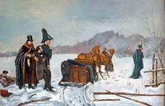 Перед тем как отправиться на свою последнюю дуэль, Александр Сергеевич Пушкин спросил жену, по кому она будет плакать. На что Наталья Николаевна ответила: «По тому, кто будет убит».