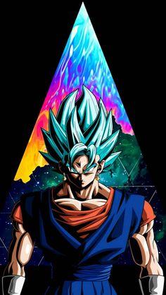 Goku blue vegeto wallpaper by - - Free on ZEDGE™ Goku Blue, Vegeta Ssj Blue, Dragon Ball Gt, Foto Do Goku, T Shirt Manga, Captain America Wallpaper, Goku Wallpaper, Dope Wallpapers, Otaku