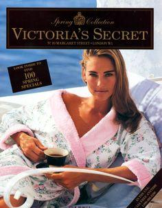Victoria's Secret 1991 Model : Jill Goodacre