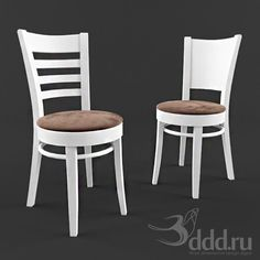 Chairs for Cafe 3dsMax 2013 + fbx (Vray) : Chair : 3dSky - 3d models