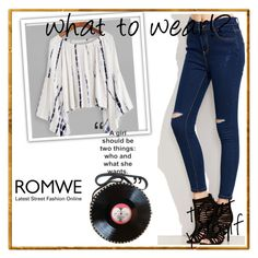 """Romwe"" by lader ❤ liked on Polyvore"