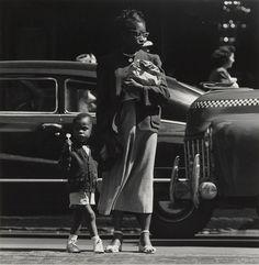 Harry Callahan. Chicago. c. 1959