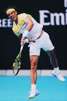 Rafael Nadal | 2016 Australian Open 1R